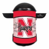 WoodMaster D400 University of Nebraska Cornhuskers Wood Pellet Grill